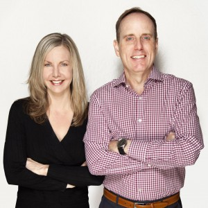Steve Hill and Sandra Brenner