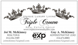 Triple Crown Real Estate Group  - EXP Realty, LLC